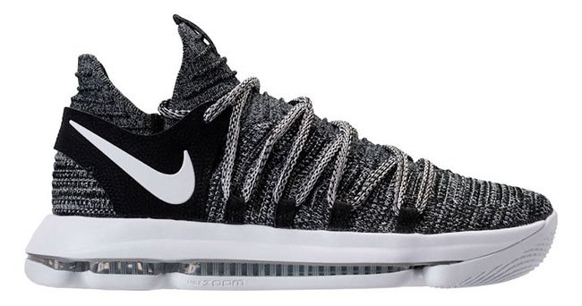 factory price 4b75d c56d3 Nike KD 10 Oreo Release Date | SneakerFiles