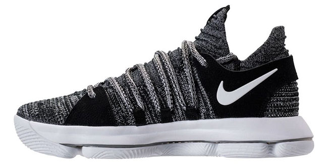 factory price a1632 f4d29 Nike KD 10 Oreo Release Date | SneakerFiles