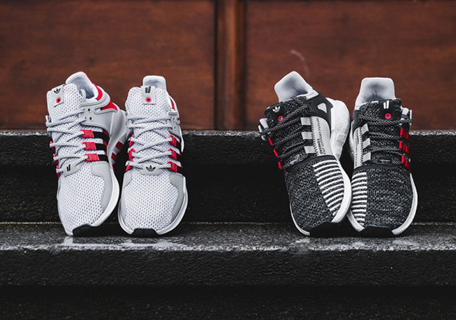 Overkill adidas EQT Coat of Arms Pack