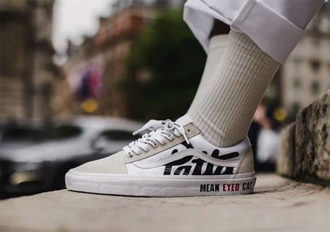 Patta Vans Old Skool Mean Eyed Cat