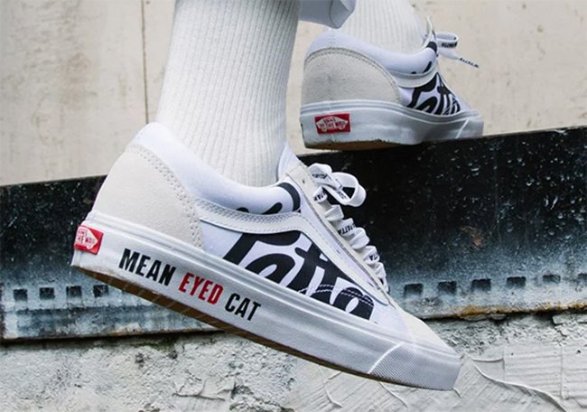 Patta x Vans Old Skool Mean Eyed Cat | SneakerFiles