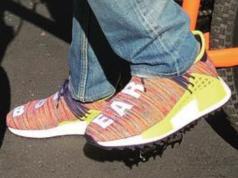 Pharrell adidas NMD Hu Trail Fall 2017 Release Date