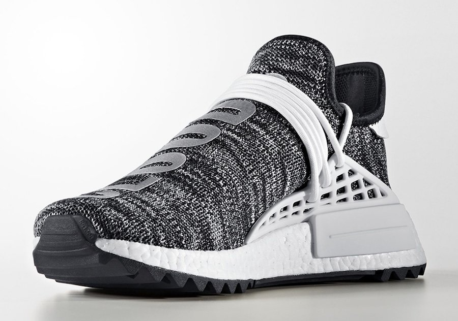 UA NMD PW Human Race Black Yellow White Hot Sale at kicksdaily