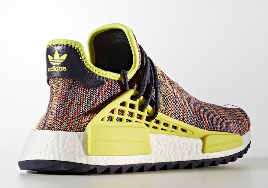 newest 5331d cf25c Pharrell adidas NMD Hu Trail November 2017 Release Date ...