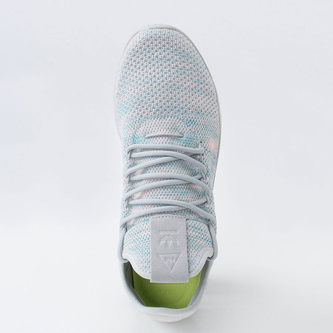 Pharrell adidas Tennis Hu BY2671 Light Blue