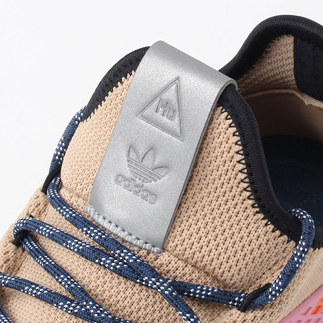 Pharrell adidas Tennis Hu BY2672 Tan