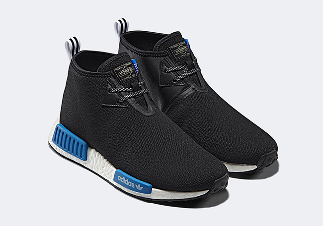 PORTER adidas NMD Chukka CP9718 Release Date