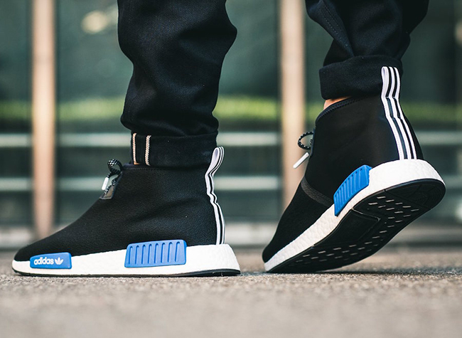 PORTER adidas NMD Chukka On Feet