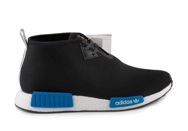 PORTER adidas NMD Chukka Release Date