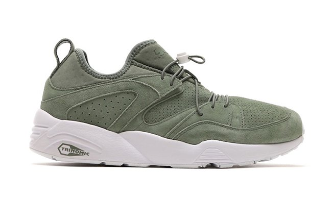 Puma Blaze of Glory Soft Olive