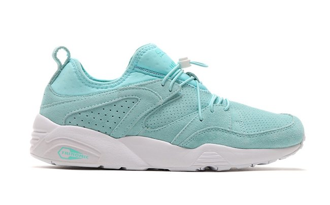 Puma Blaze of Glory Soft Turquoise