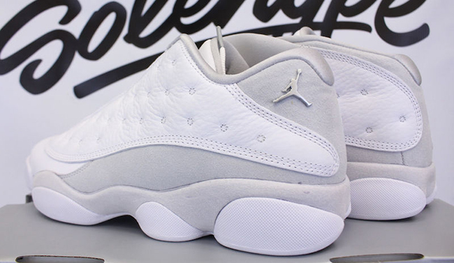 Pure Money Air Jordan 13 Low Release