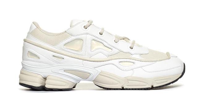 Raf Simons adidas Ozweego 3 Cream White