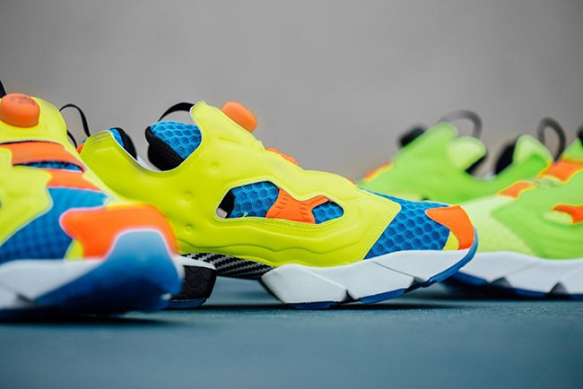 Reebok Insta Pump Fury OG Splash Pack