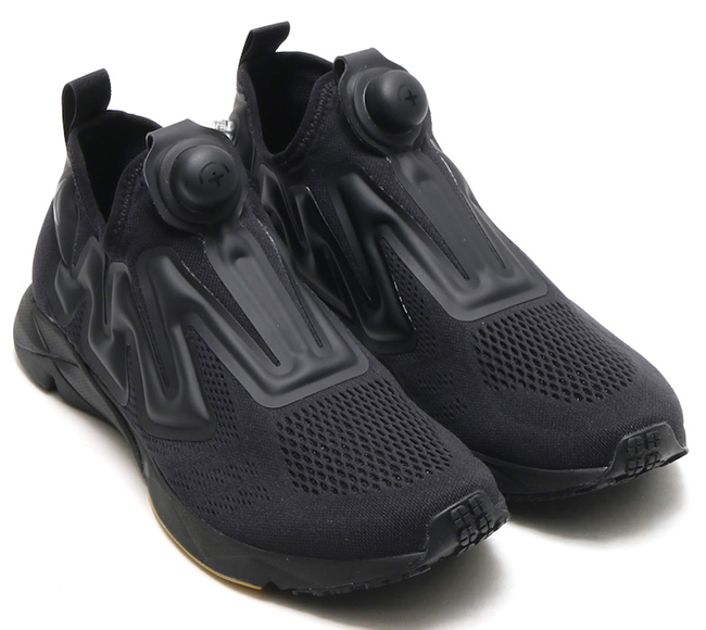 Reebok Pump Supreme Triple Black