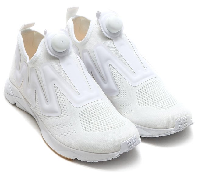 Reebok Pump Supreme Triple White