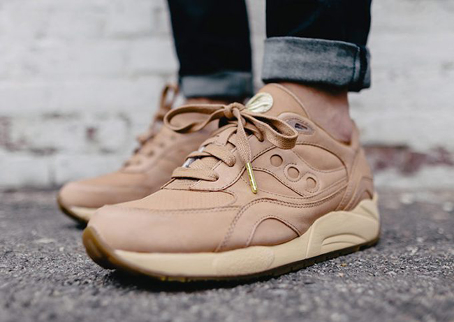 Saucony Veg Tan Pack Release Date