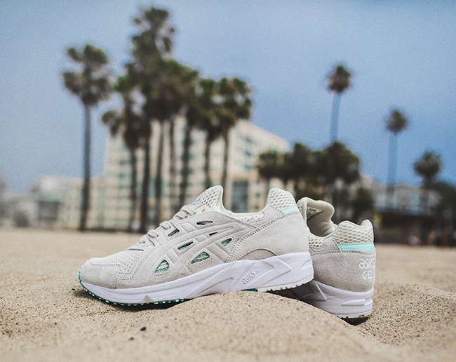 size? x Asics Tiger Gel DS Trainer 24 Hours in LA Pack