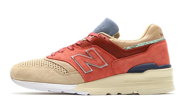 Stance New Balance 997