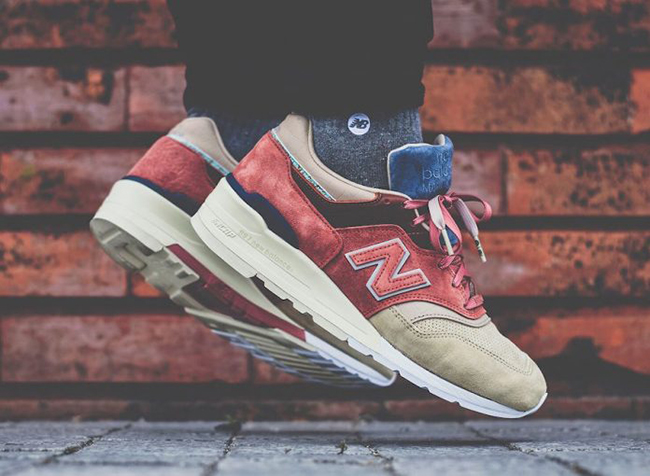 Stance New Balance 997 Release