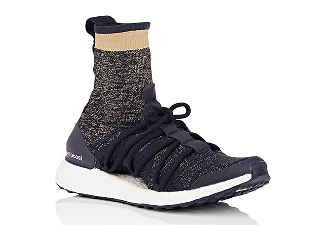 Stella McCartney adidas Ultra Boost X High Navy Gold