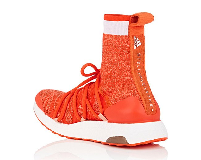Stella McCartney adidas Ultra Boost X High Orange