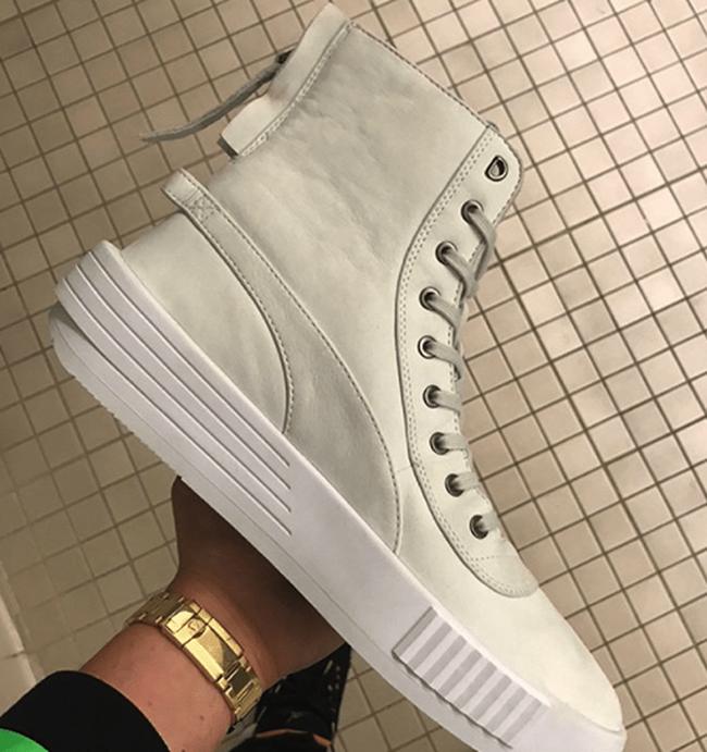 The Weeknd Puma XO Sneakers