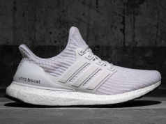 Triple White adidas Ultra Boost 4.0