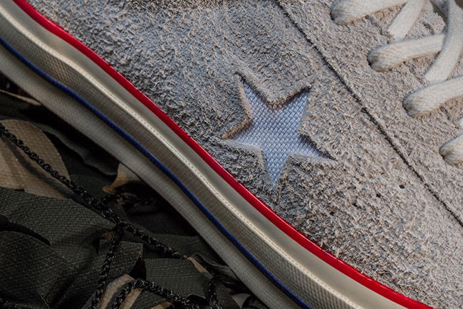 Undefeated x Converse One Star Release Date