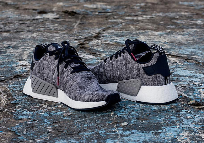 United Arrows Sons adidas NMD R2 Sample