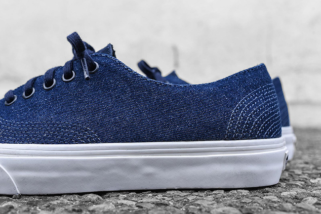 Vans Authentic One Piece DX Denim Pack