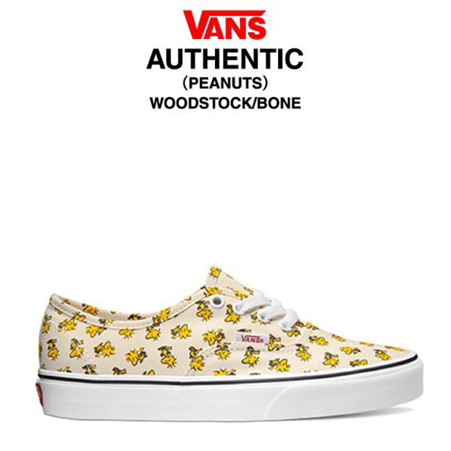Vans Peanuts Authentic Woodstock