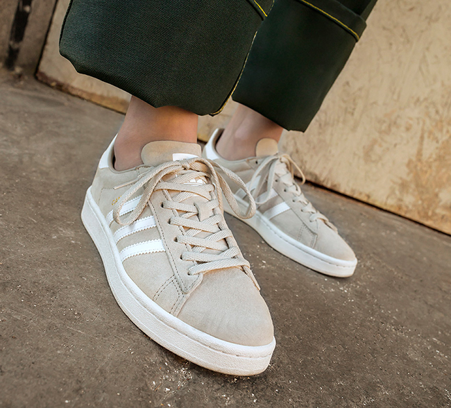 adidas Campus Clear Brown Womens Release Date