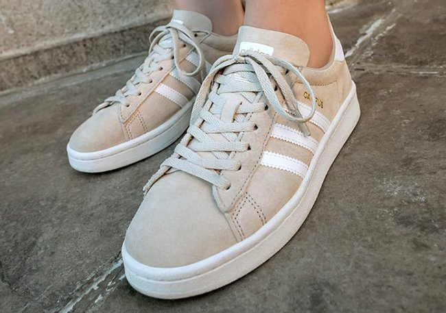 adidas women campus grey 3