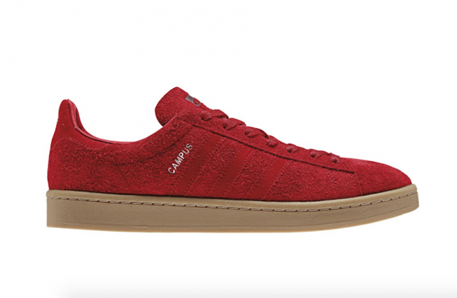adidas Campus Shaggy Suede Pack