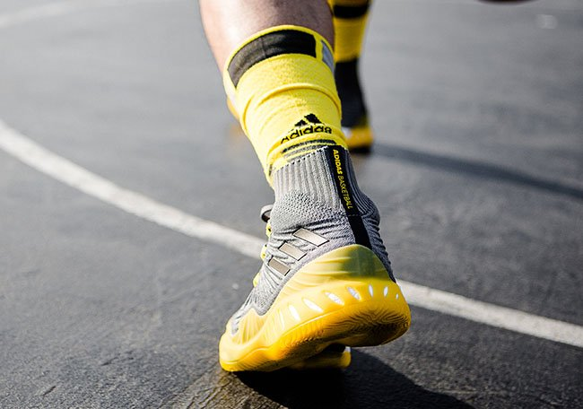 adidas Crazy Explosive 17 Solar Yellow CQ1396