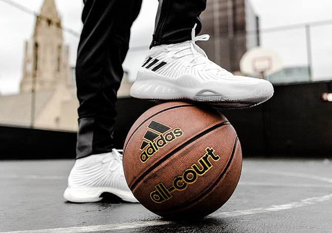 adidas Crazy Explosive 17 White BY4469