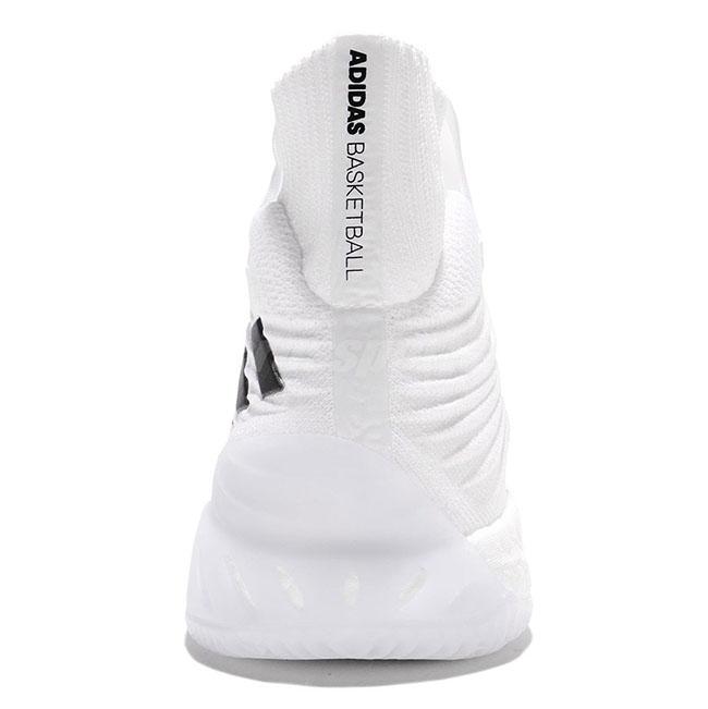 adidas Crazy Explosive Primeknit 2017 White Black