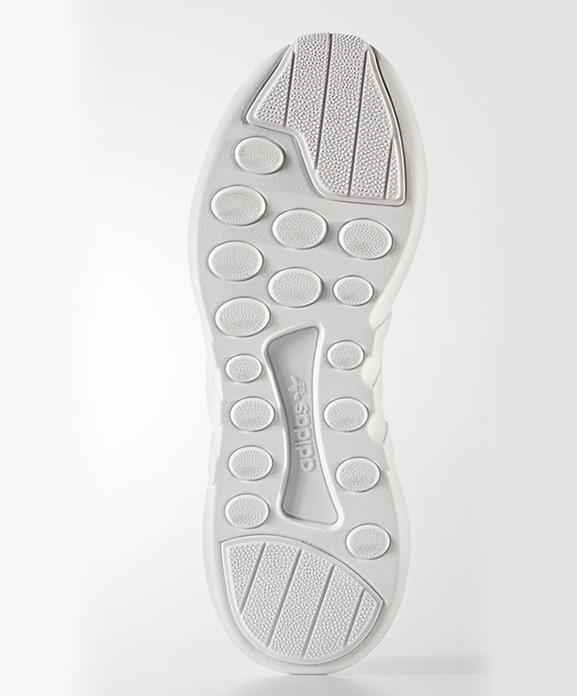 adidas EQT ADV Primeknit Triple White