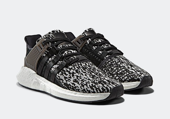 adidas EQT Support 93/17 Core Black