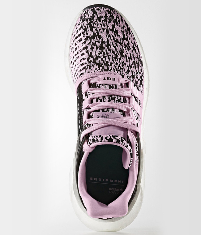 adidas EQT Support 93/17 Wonder Pink Release Date