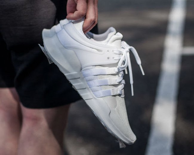 adidas EQT Support ADV Triple White