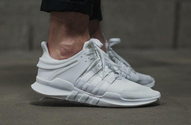 adidas EQT Support ADV Triple White | SneakerFiles