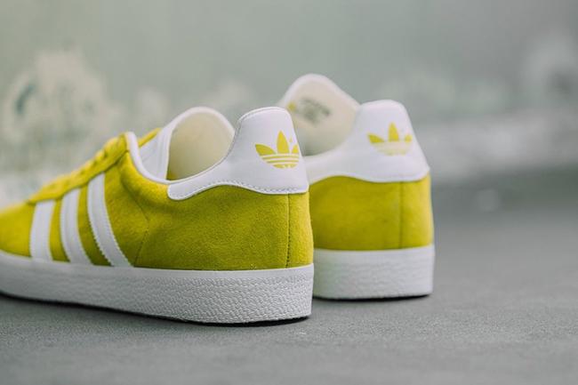 adidas Gazelle Unity Lime