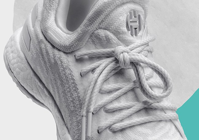 adidas Harden LS LA Life White