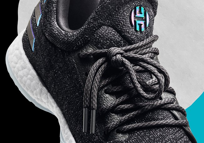 adidas Harden LS Nightlife Black
