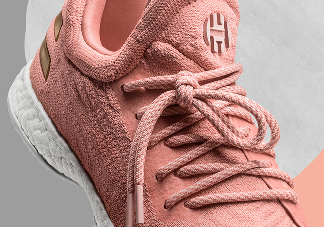 adidas Harden LS Sweet Life Pink