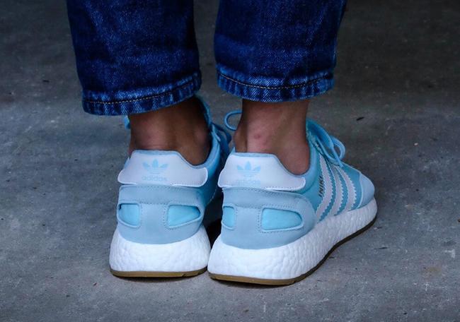 adidas Iniki Runner Boost Icy Blue