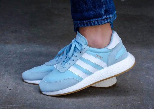 Adidas Iniki Runner Boost Icy Blue Sneakerfiles