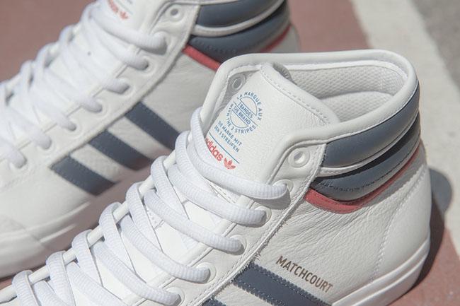 adidas Matchcourt High RX2 Release Date